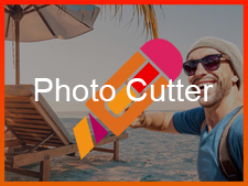 photo cutter product