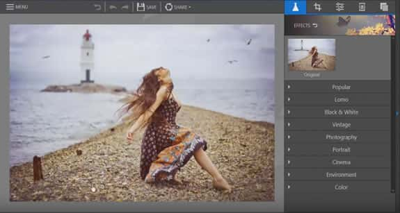 Free Photo Editor | A Simple Photo Editing Program by InPixio