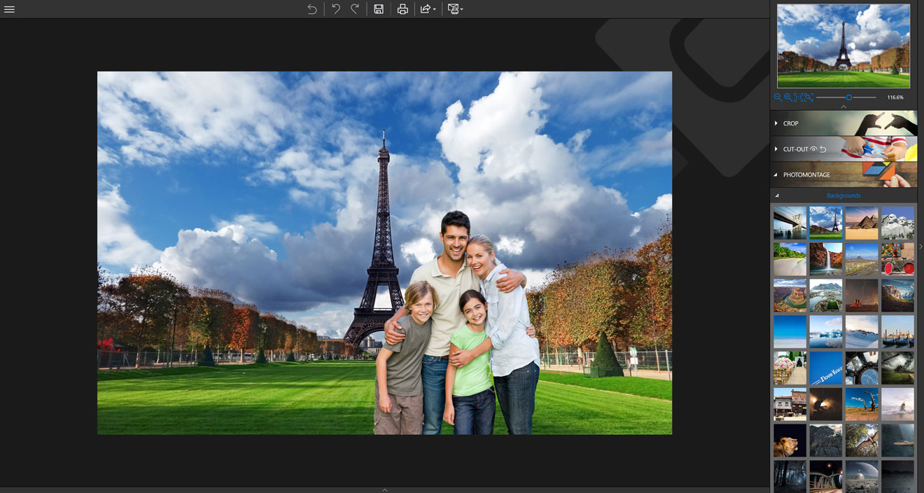 How To Remove The Background Of A Photo In Photo Clip