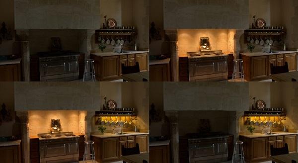 HDR Image Lighting