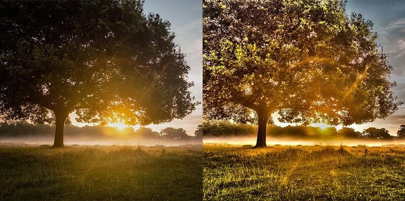 HDR Photo Comparison