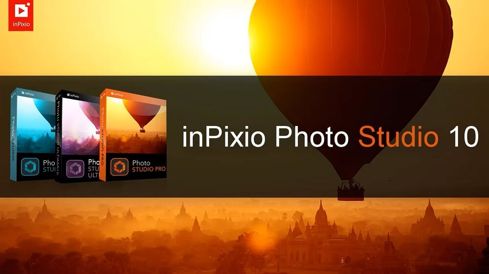 inPixio Photo Studio 10 Range