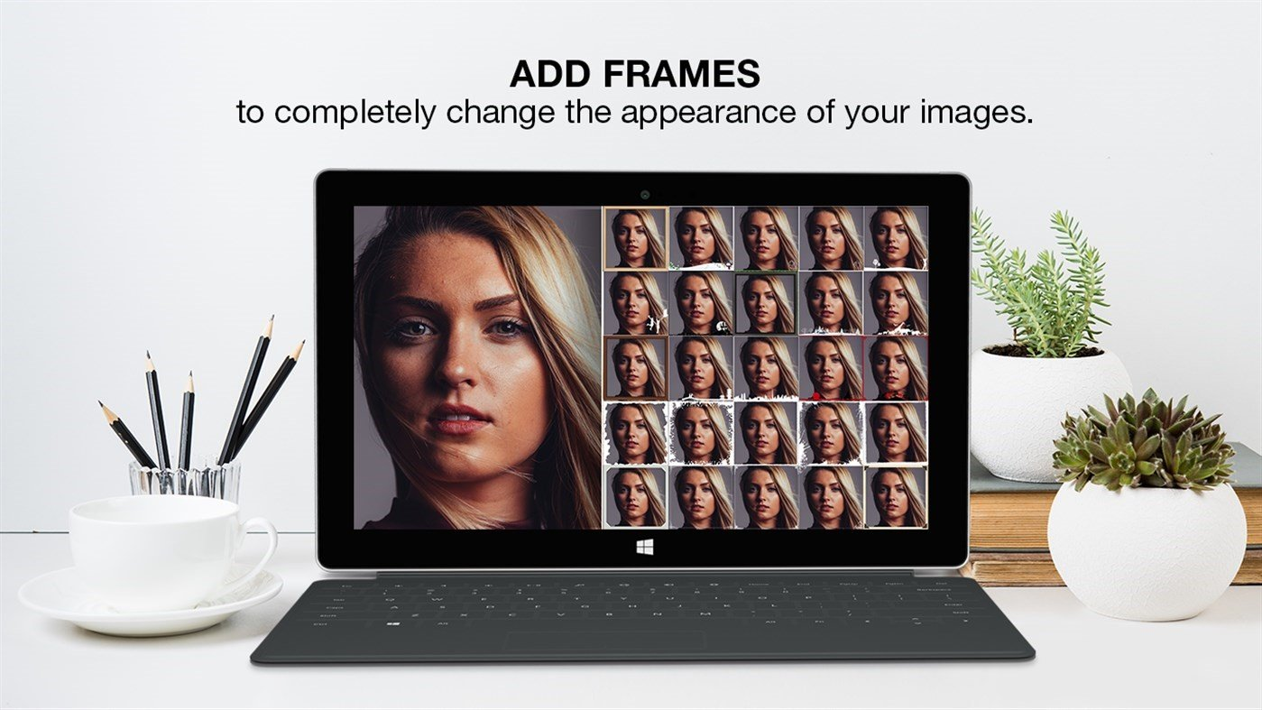 Photo Frames & Borders