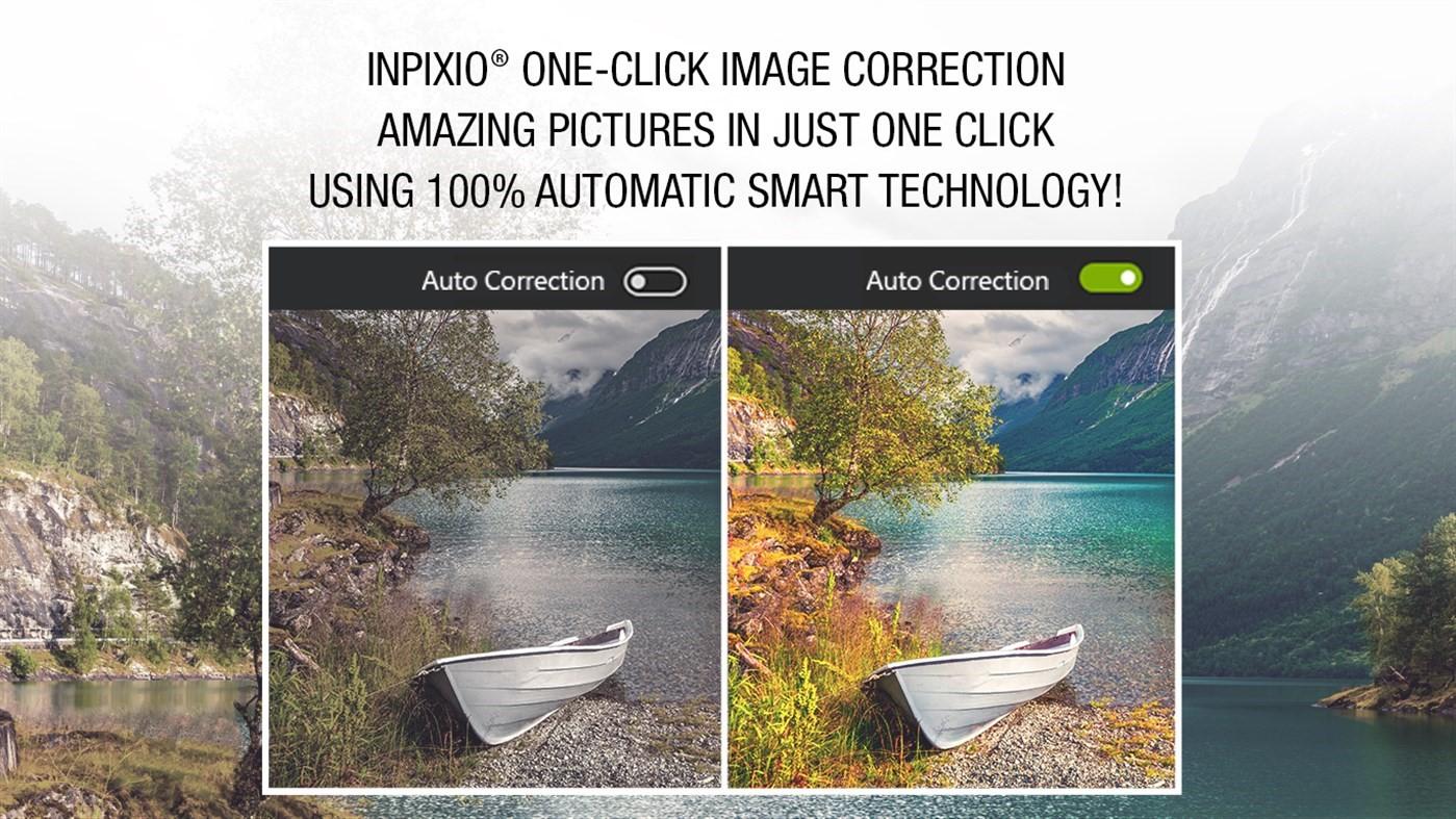 Auto Image Correction