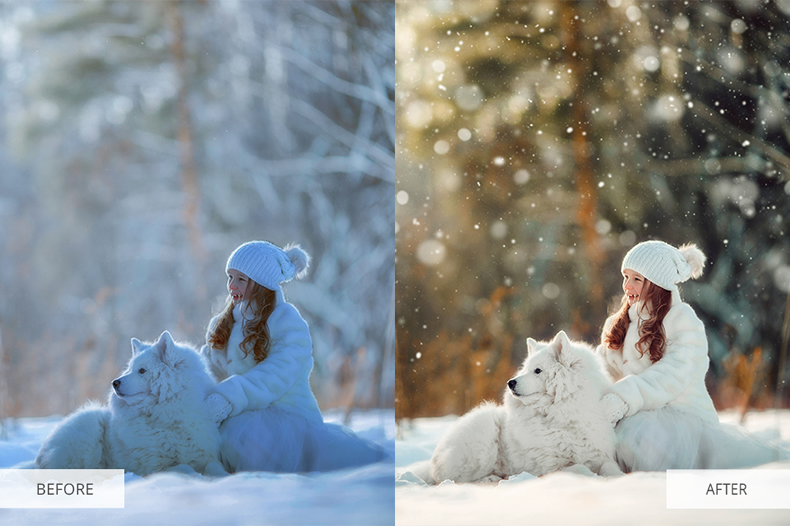 best-free-photoshop-actions-winter-holidays