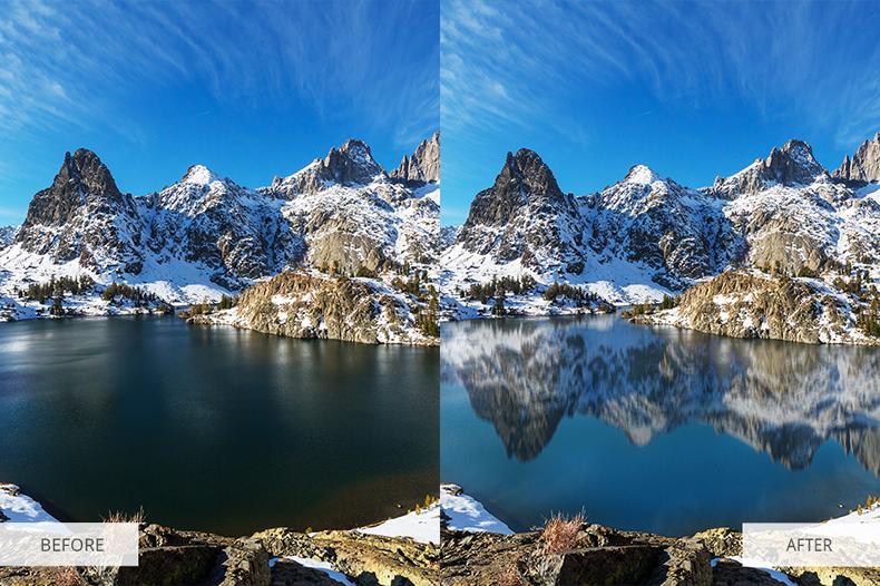 free-photoshop-action-reflection-effect