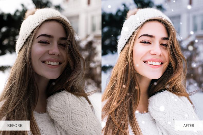 let-it-snow-lightroom-presets