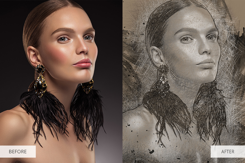 professional-sketch-photoshop-actions-for-portraits