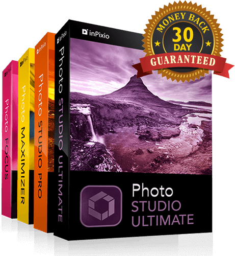 InPixio Photo Studio 11 Ultimate