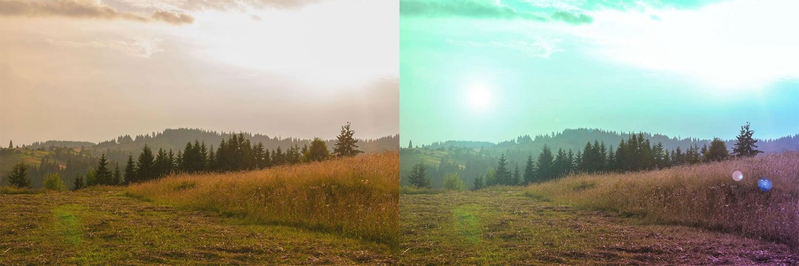 Add photo textures